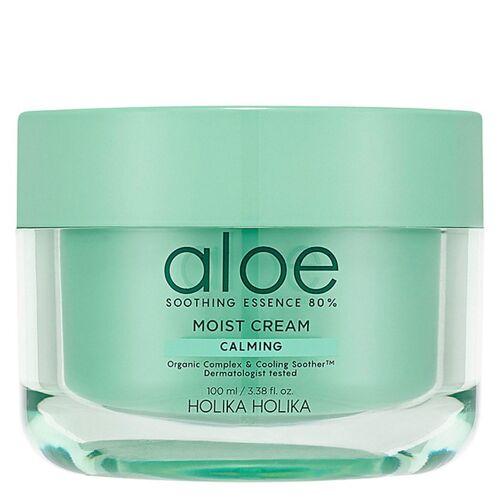 Holika Holika Aloe Soothing Essence 80 % Moist Cream (100 ml)