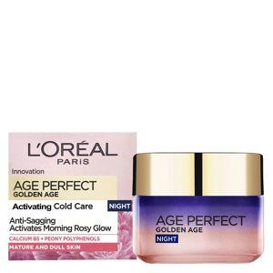 L'Oreal Paris Hudpleie L'Oréal Paris Age Perfect Golden Age Night Cream (50 ml)
