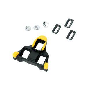 Shimano Pedalplatten SMSH11 SPD SL, gelb 6 Grad