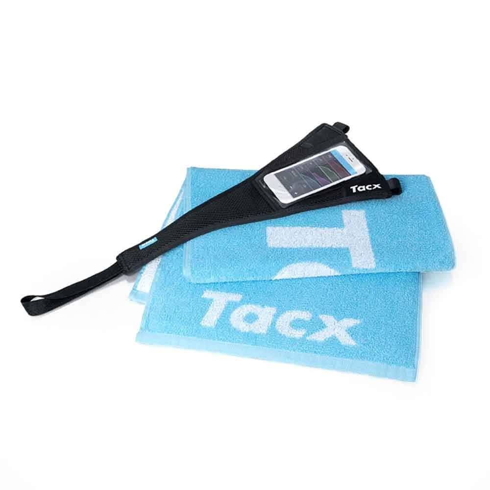 Tacx Set Schweissfänger+Handtuch