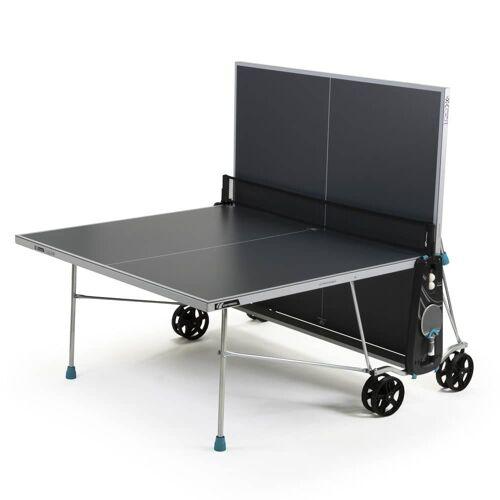 Cornilleau 100x Outdoor Tischtennistisch grau