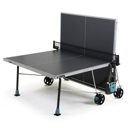 Cornilleau 300x Outdoor Tischtennistisch grau