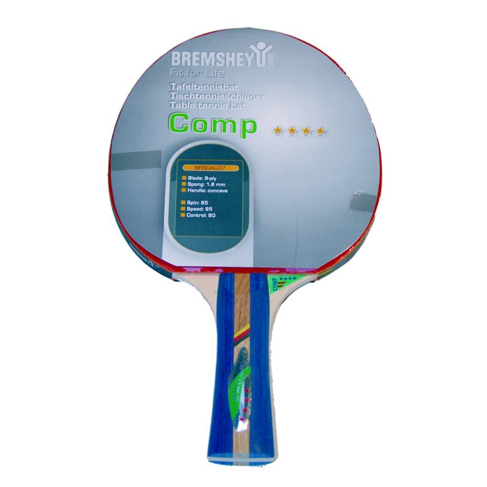Tunturi Tischtennisschläger Comp 4 Star
