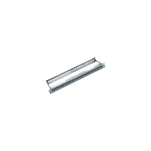 Corning CAXESV-02400-C001  - S250 Verteilerfeld 19Z Kat6,1HE geschirmt CAXESV-02400-C001