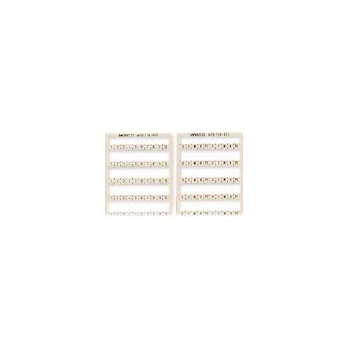 WAGO 248-573  (5 Stück) - WSB-Bezeichnungssystem W: 91-100 (10x) 248-573