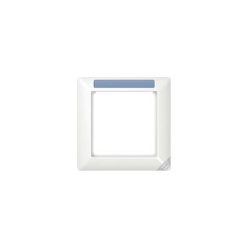 Jung AS 584 BF INA  - Rahmen, 4fach senkr. sprühnebeldi.Fenster AS 584 BF INA