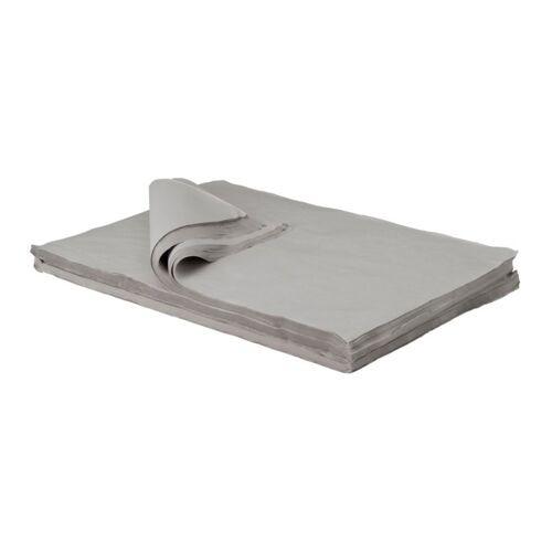 BB-Verpackungen Packseide, 5 kg, 50 x 75cm grau, Seidenpapier Polsterpapier Geschirrpapier Papckpapier
