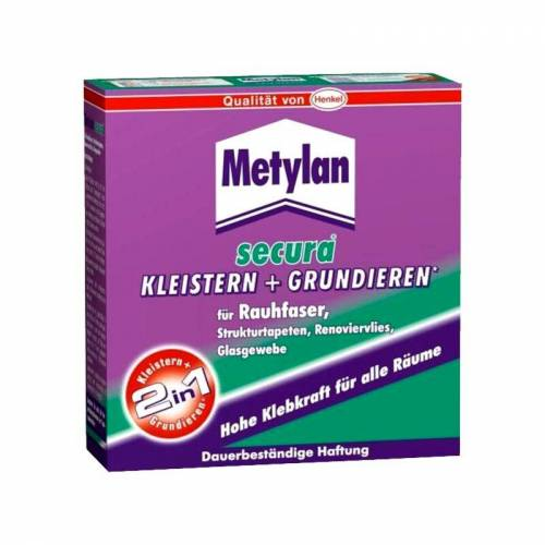 HENKEL 500g Henkel Metylan Secura 2in1