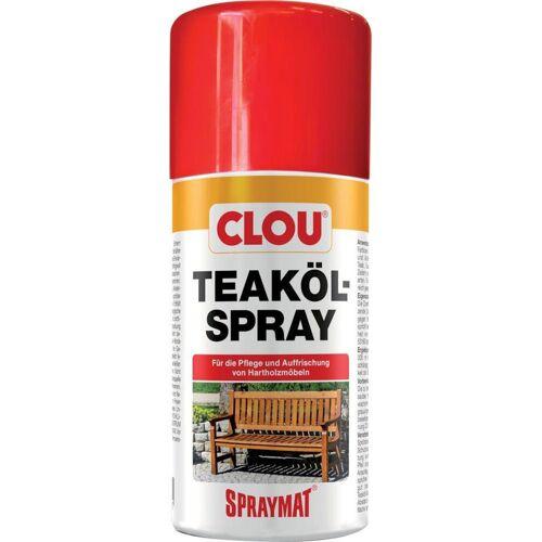 Clou  - CLOU Teaköl-Spray 300ml ( Inh.6 Stück )