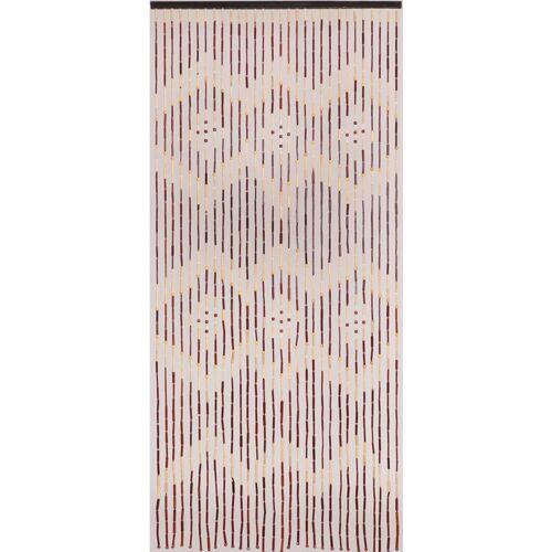 Conacord - Türvorhang Menam Holzperlenvorhang Perlenvorhang Bambusvorhang Raumteiler Vorhang