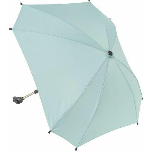 REERGMBH reer ShineSafe Kinderwagen-Sonnenschirm, Sonnen Schirm, Sonnenschutz, UV Schutz, Kinderwagen, Mint, 84173