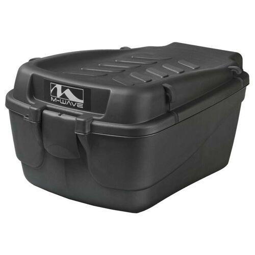 M-WAVE Fahrradkoffer/Topcase ' ', 18 Liter - M-wave
