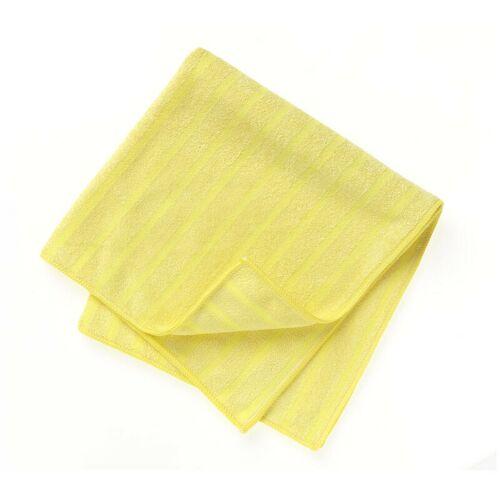 3M 10x Mikrofasertuch Reinigung Trockentuch Microfaser 40x40 cm gelb