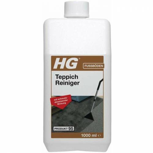 HG Teppich- & Polster-Reiniger 1 Liter