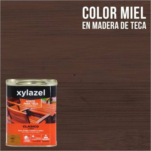 Xylazel Teaköl   750 ml - Liebling