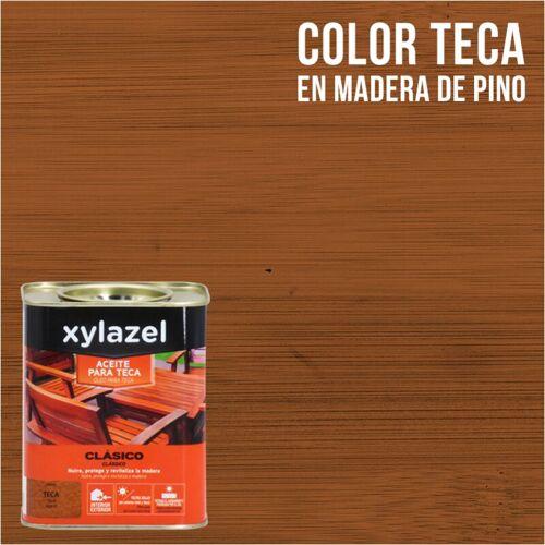 Xylazel Teaköl   750 ml - Teak