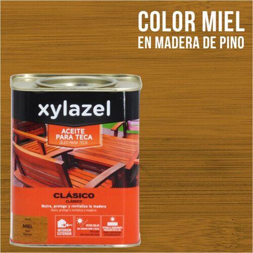 Xylazel Teaköl   4 L. - Liebling