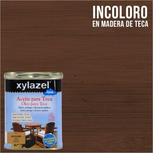 Xylazel Wasser Teaköl   750 ml - Farblos