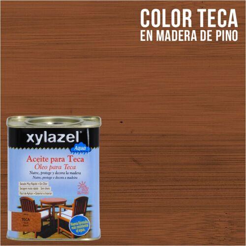 Xylazel Wasser Teaköl   750 ml - Teak