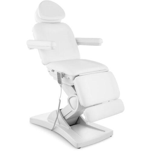 Physa - Kosmetikliege Massagebett Elektrisch Therapieliege Massageliege Weiß