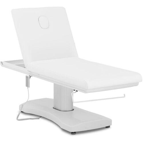 Physa - Massageliege Massagetisch Massagebank Therapieliege Elektrisch Weiß 175 kg