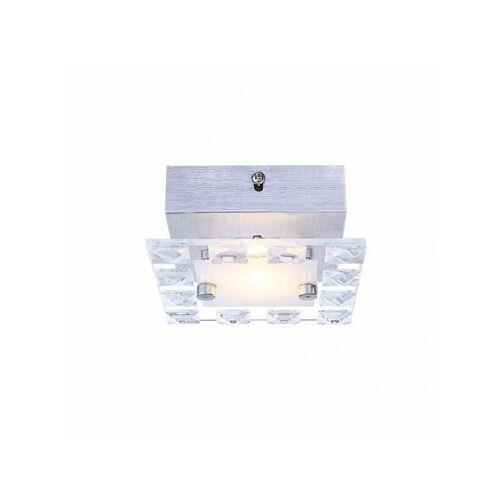 LION LED Wandleuchte Wandlampe Wohnzimmer-Lampe Kristalle 4141694-1-'51774307'