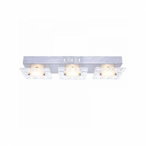 LION LED Wandleuchte Wandlampe Wohnzimmer-Lampe Kristalle 4141694-3-'51774519'