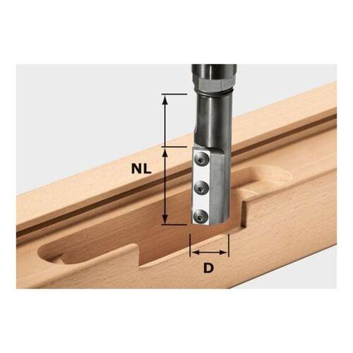 Festool Nutfräser-Wendeplatten HW KN D20/50 WP/K ? 497455