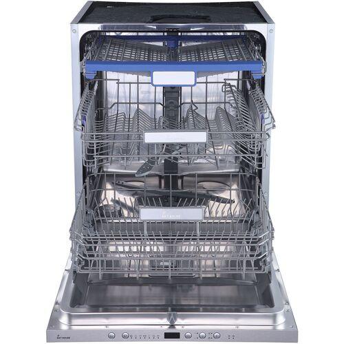 KKTKOLBE Geschirrspüler Spülmaschine DW614VI