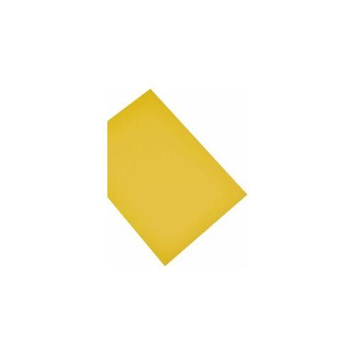 magnetoplan Magnetpapier - DIN A4, VE 2 Stk - gelb Magnet Magnete Magnetplatte