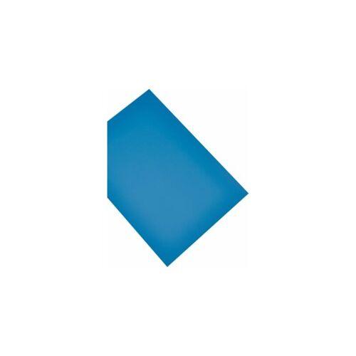 magnetoplan Magnetpapier - DIN A4, VE 2 Stk - blau Magnet Magnete Magnetplatte