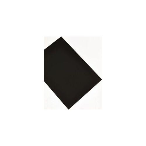 magnetoplan Magnetpapier - DIN A4, VE 2 Stk - schwarz Magnet Magnete