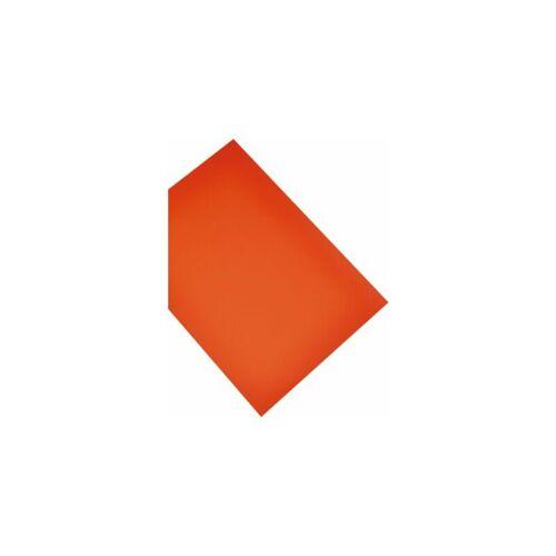magnetoplan Magnetpapier - DIN A4, VE 2 Stk - orange Magnet Magnete