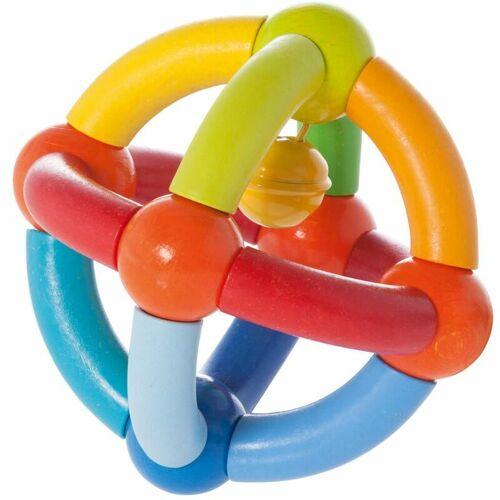 HABERMAAGMBH HABA Greifling Klingelkugel, Baby Spiele, Babyspiele, Greifspielzeug, Spielzeug, 302947