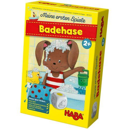 HABERMAAß GMBH HABA Meine Ersten Spiele Badehase, Memospiel, Ratespiel, Kinderspiele, Kinder Spiele, 301313