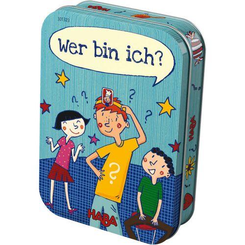 HABERMAAGMBH HABA Wer Bin Ich, Ratespiel, Rate Spiel, Kinderspiele, Kinder Spiele, Spielzeug, 301323