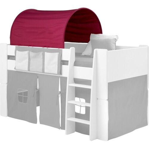 STEENS Betttunnel FOR KIDS, für die Hochbetten B/H/L: 88 cm x 69 92 rosa Kinder Kinderbetten Kindermöbel
