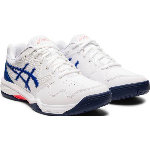Asics Tennisschuh GEL-DEDICATE 7 42,5 weiß Tennis Schuhe Sportarten