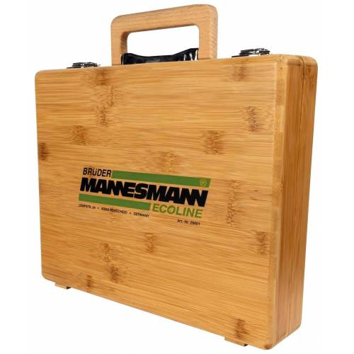 Brüder Mannesmann Werkzeuge Werkzeugset, 24-tlg. Einheitsgröße beige Werkzeugset Werkzeugkoffer Werkzeug Maschinen