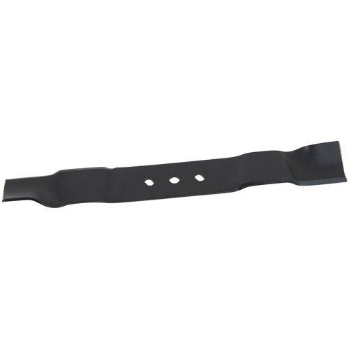 Grizzly Tools Rasenmähermesser, für Benzinrasenmäher BRM 42-141 / A Breite: 42 cm (42 Schnittbreite) schwarz Rasenmähermesser Rasenmäher Gartengeräte Garten Balkon