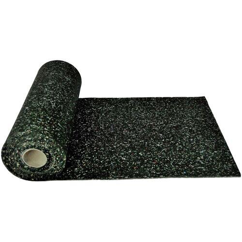 SZ METALL Gummimatte, zur Dämpfung, 200x60 cm (LxB) B/H/L: 60 x 5 mm 200 schwarz Gummimatte Metall