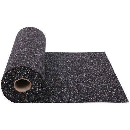 SZ METALL Gummimatte, zur Dämpfung, 100x125 cm (LxB) B/H/L: 125 x 5 mm 100 schwarz Gummimatte Metall