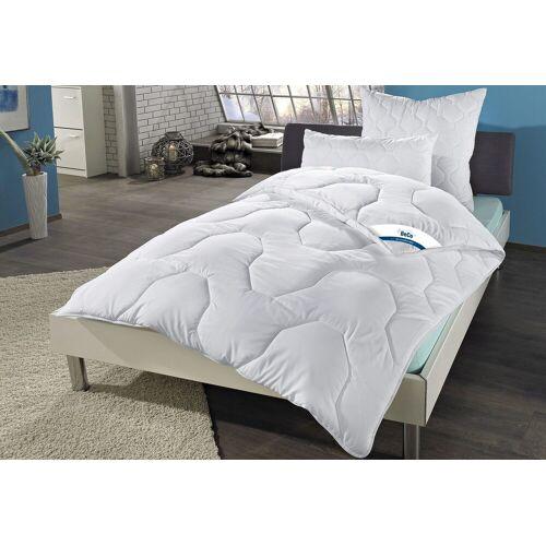 Beco Kunstfaserbettdecke, normal, (1 St.) B/L: 155 cm x 220 cm, normal weiß Kunstfaserbettdecke Allergiker Bettdecke Bettdecken Bettdecken, Kopfkissen Unterbetten