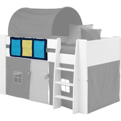 STEENS Spieltunnel FOR KIDS, für die Hochbetten L: 93 cm blau Kinder Kinderbetten Kindermöbel