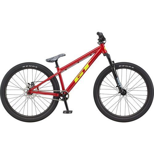 GT Dirt-Bike La Bomba, 1 Gang 33 cm, 26 Zoll (66,04 cm) rot Dirt Mountainbikes Fahrräder Zubehör