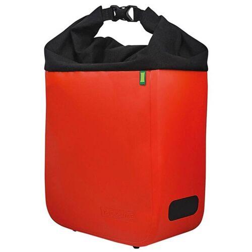 racktime Fahrradtasche B/H/T: 31,5 cm x 33 13,5 orange Fahrradtaschen Fahrradzubehör Fahrräder Zubehör