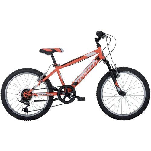 Montana Fahrräder Kinderfahrrad ESCAPE 20, 6 Gang, Shimano, TY-21 Schaltwerk, Kettenschaltung 30 cm, 20 Zoll (50,80 cm) rot Kinder Kinderfahrräder Zubehör
