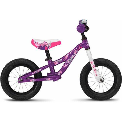Ghost Kinderfahrrad POWERKIDDY AL 12 K 16 cm, Zoll (30,48 cm) lila Kinder Kinderfahrräder Fahrräder Zubehör