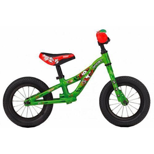 Ghost Kinderfahrrad POWERKIDDY AL 12 K 16 cm, Zoll (30,48 cm) grün Kinder Kinderfahrräder Fahrräder Zubehör