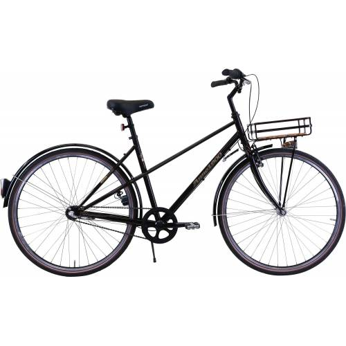 Performance Hollandrad, 3 Gang, Shimano, NEXUS Schaltwerk, Nabenschaltung 50 cm, 28 Zoll (71,12 cm) rot Hollandrad Hollandräder Fahrräder Zubehör